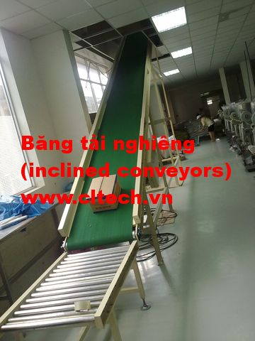 Incline conveyors 01