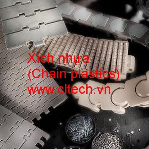 Xích nhựa 03